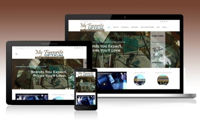 Web Design for medium sized Business